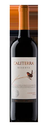 Caliterra Reserva Carmenère 0,75l 13% 2014