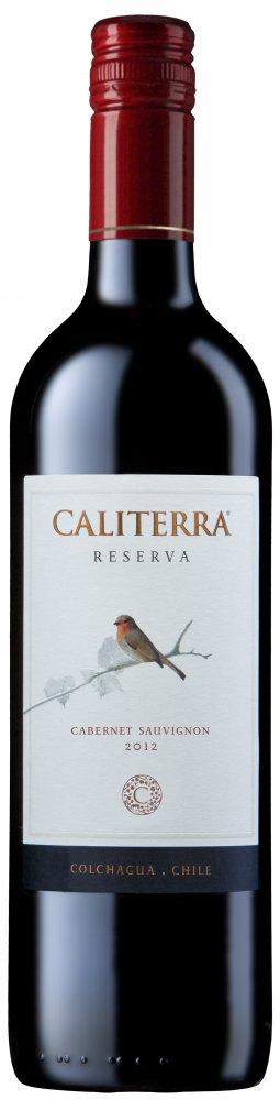 Caliterra Reserva Cabernet Sauvignon 0,75l 13% 2015