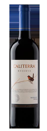 Caliterra Reserva Merlot 0,75l 13,5% 2014