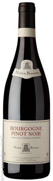 Union Blasons de Bourgogne Pinot Noir Reserve Nuiton-Beaunoy 2014 0,75l 14.5%