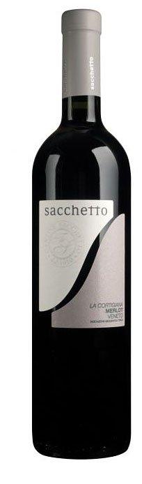 """Sacchetto Merlot """" La Cortigiana"""" DOC 2015 0,75l 12,5%"""