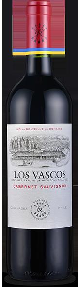 Los Vascos Cabernet Sauvignon 2015 0,75l 14%