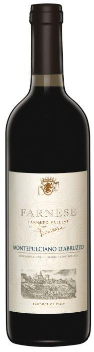 Farnese Montepulciano d'Abruzzo DOC Farnese 2014 0,75l 13,5%