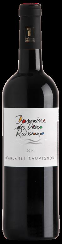 Domaine des Deux Ruisseaux Cabernet Sauvignon IGP 2015 0,75l 14%