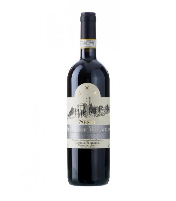 Domaine Sesti Brunello Di Montalcino DOCG 2009 0,75l 14%