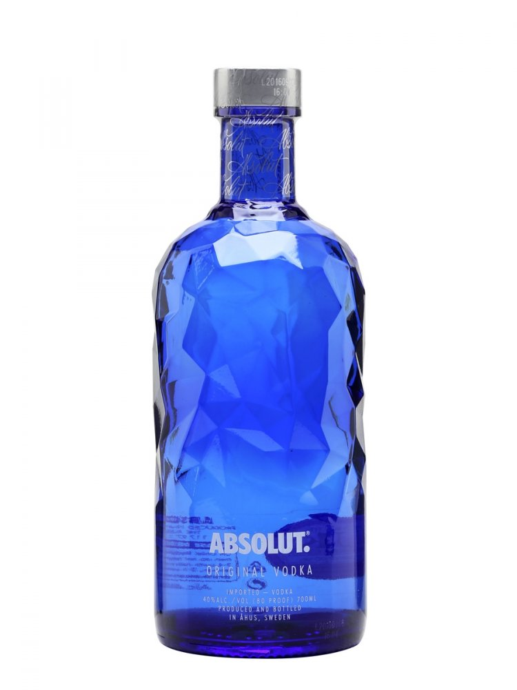 Absolut Facet vodka 0,7l 40% LE