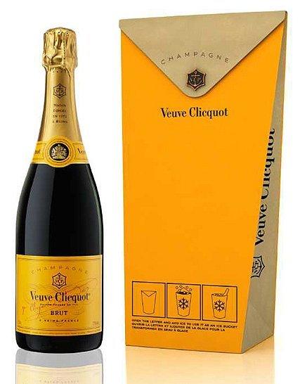 Veuve Clicquot Ice letter Brut 0,75l 12% GB