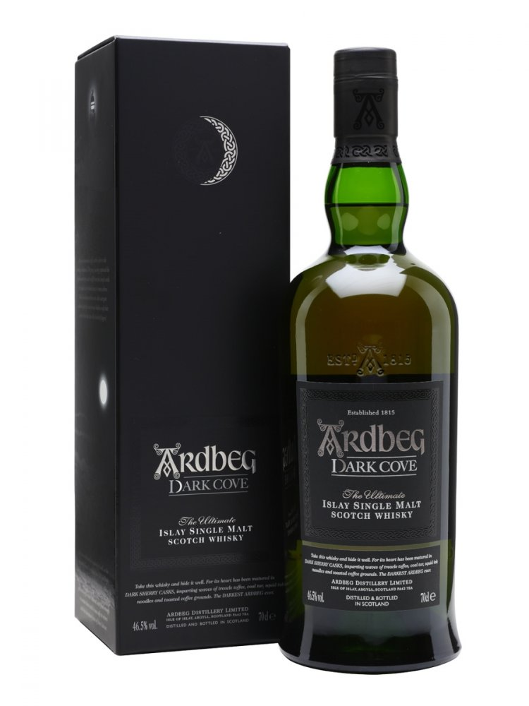 Ardbeg Dark Cove 2016 0,7l 46,5% LE