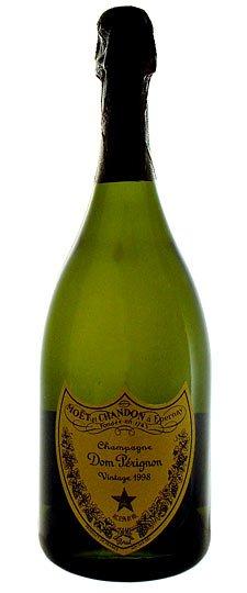 Dom Perignon Blanc Vintage 1998 0,75l 12,5%