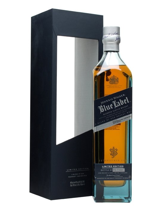 Johnnie Walker Blue Label by Porsche Design Studio 0,7l 40%