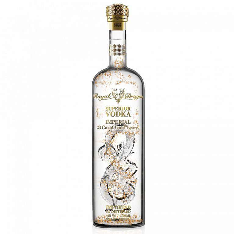Royal Dragon Vodka Imperial 0,7l 40%