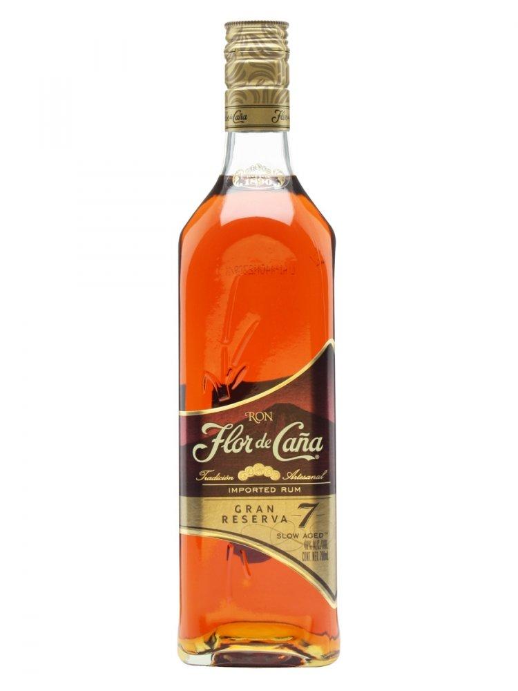 Flor De Cana Grand Reserve 7 yo 0,7l 40%