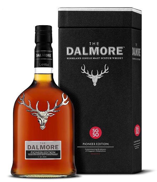 Dalmore Pioneer Edition SG 50 0,7l 44%