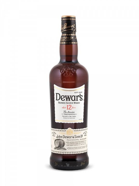 Dewar's 12y 1l 40%