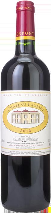 Chateau Lauriol Merlot 2012 0,75l 14%