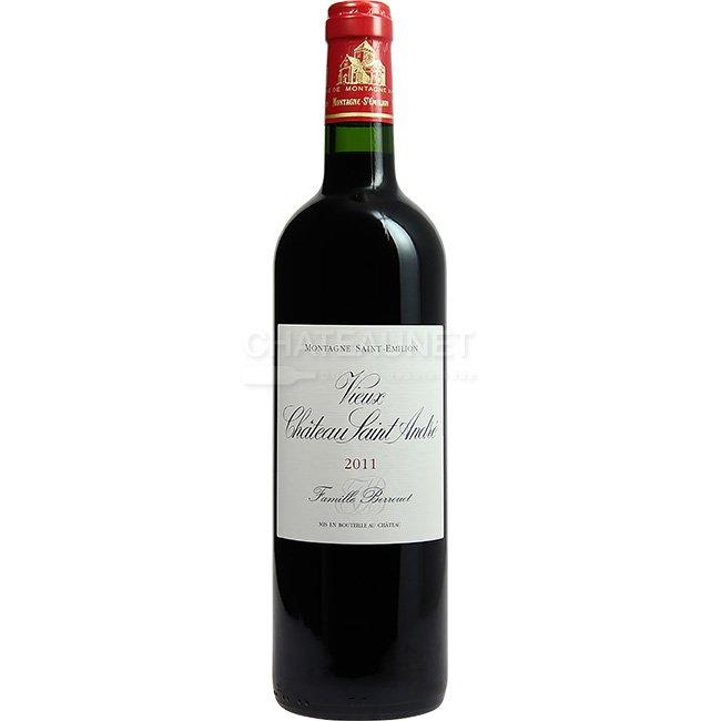 Vieux Chateau Saint Andre 2012 0,75l 13,5%