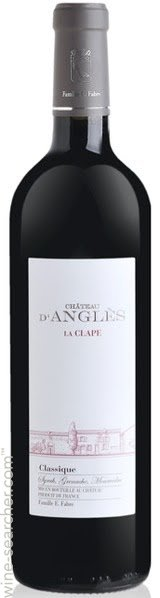 Chateau d´Angles Classique rouge 2013 0,75l 14%
