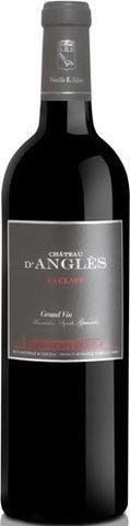 Chateau d'Anglès Grand Vin rouge 2008 0,75l 14.5%