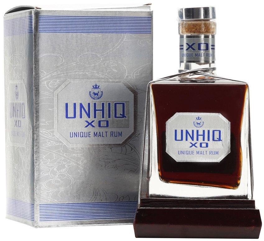 Unhiq Malt Rum XO 0,5l 40%