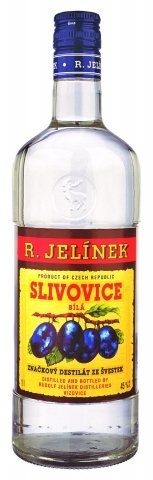 Slivovice Jelínek 1l 45%