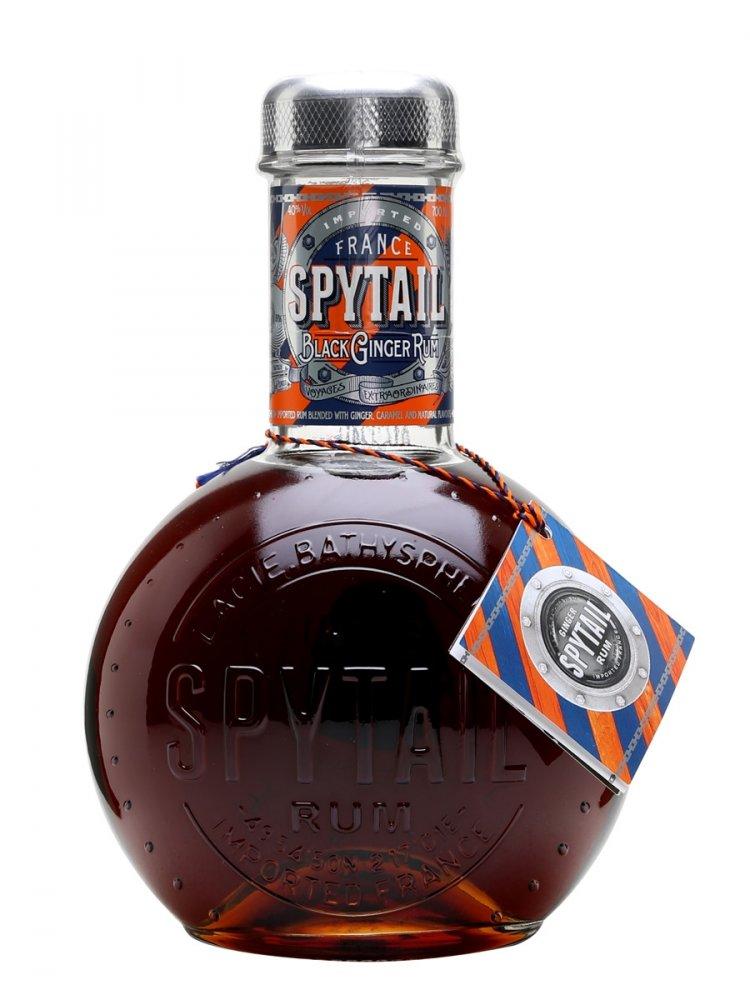 Rum Spytail Black Ginger 0,7l 40%