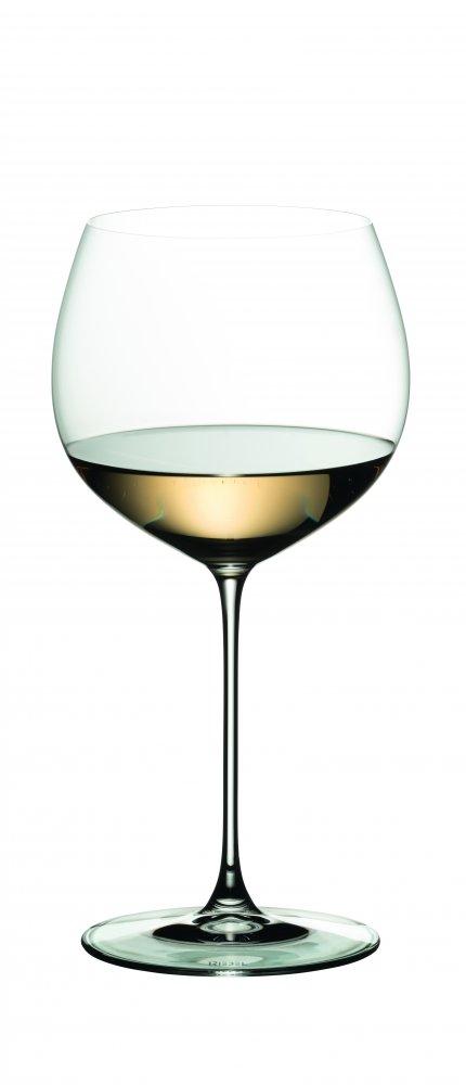 Sklo Veritas Oaked Chardonnay Riedel 2ks