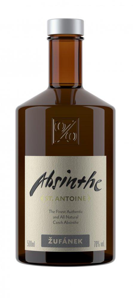Absinthe St. Antoine Žufánek 0,5l 70%