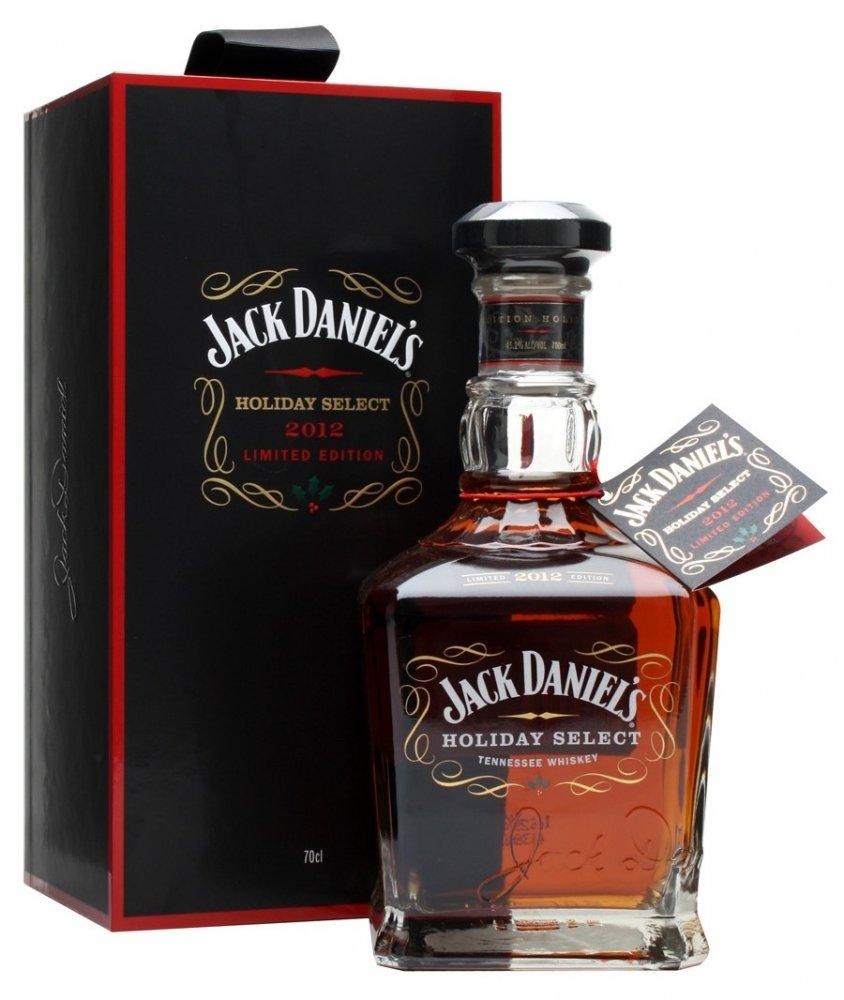 Jack Daniel's Holiday Select 2012 45.2% 0,7l GB LE