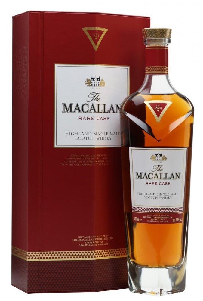 Macallan Rare Cask 0,7l 43% GB