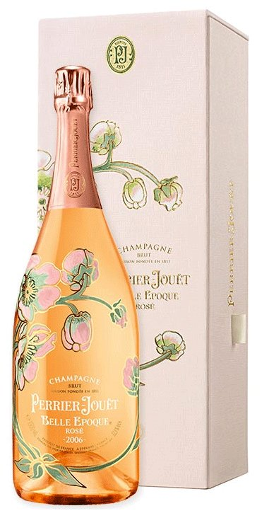 Perrier Jouët Cuvée Belle Epoque Rose 2012 0,75l 12,5% GB