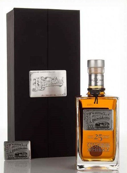 Hammer Head Whisky 25y 0,7l 40.7% GB