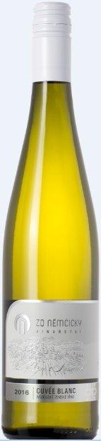 ZD Němčičky Cuvée Blanc Kabinet/Zemské 0,75l 12,5%