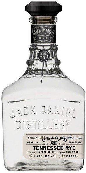 Jack Daniel's Unaged Rye 0,7l 40% LE