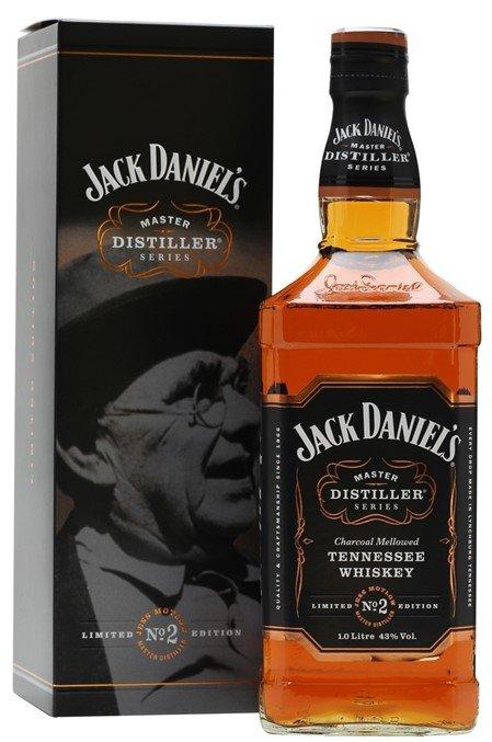 Jack Daniels Master Distiller 1l 43%