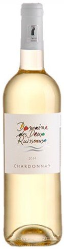 Domaine des Deux Ruisseaux Chardonnay IGP 2019 0,75l 13%