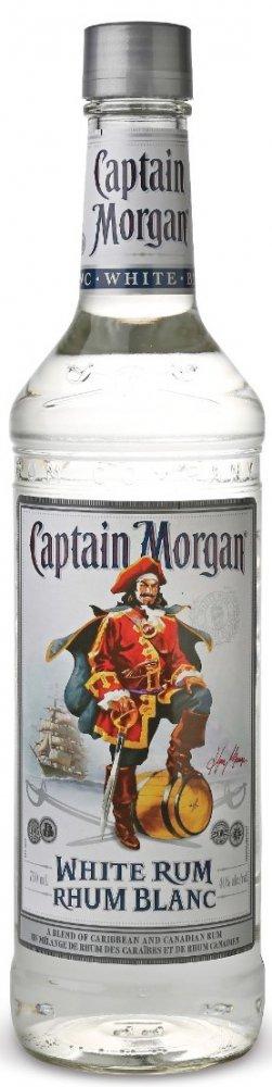 Captain Morgan White 0,7l 37.5%