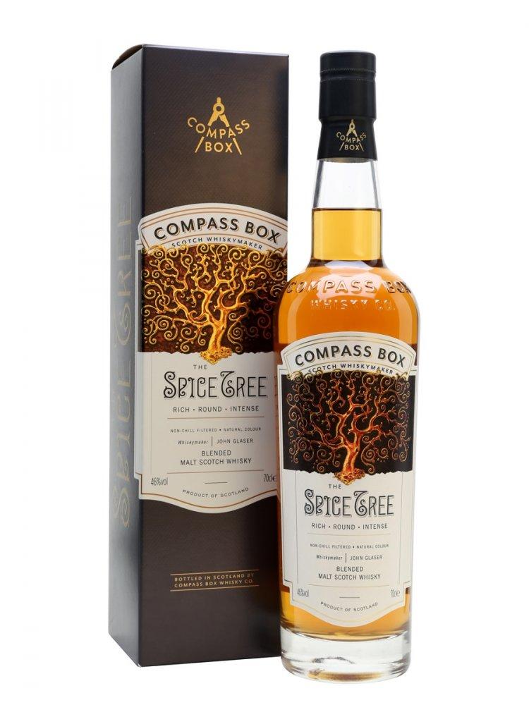 Compass Box Spice Tree 0,7l 46%