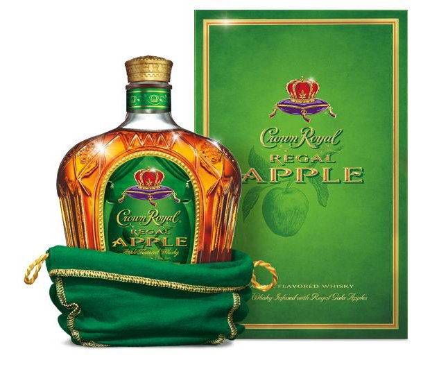 Crown Royal Apple 1l 35%
