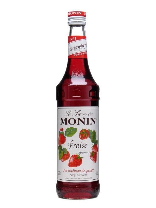 Monin Fraise - Jahoda 1l