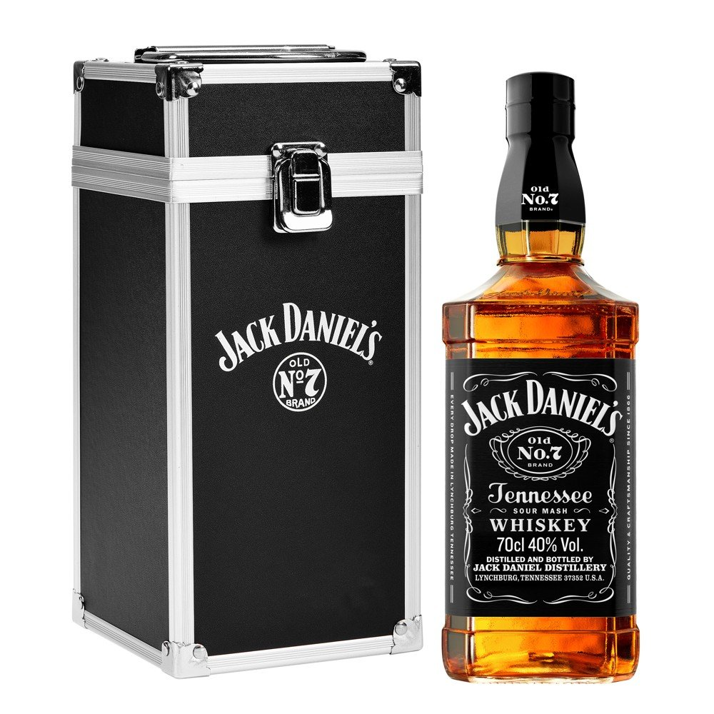 Jack Daniel's Music Box 0,7l 40% GB