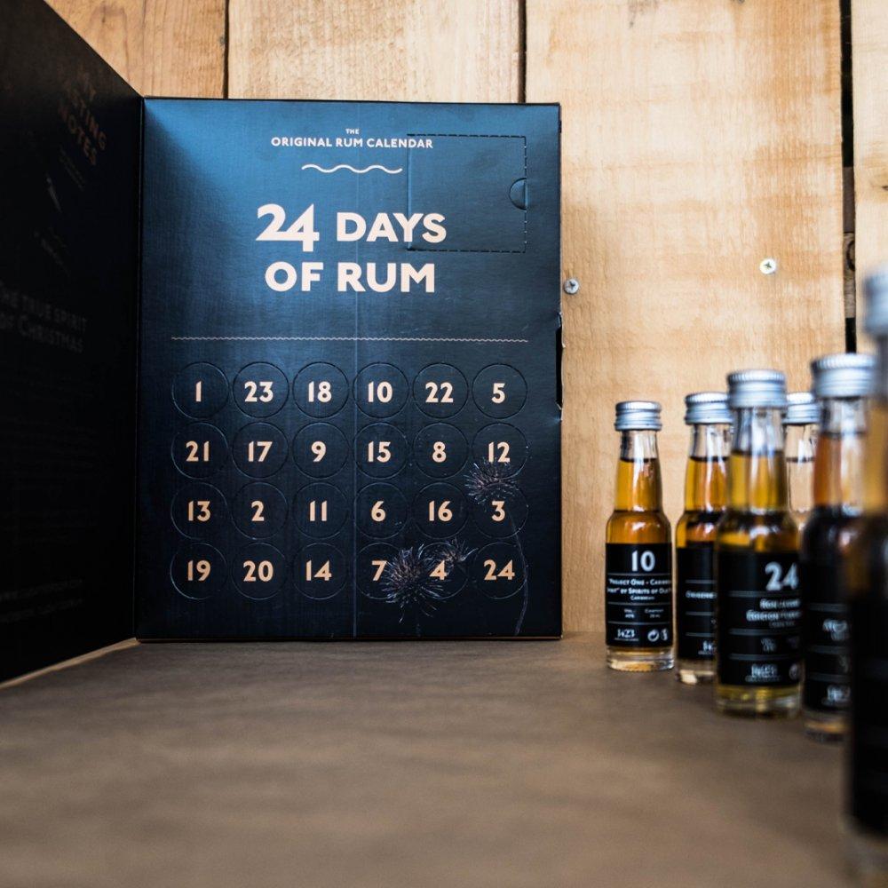 Rumový kalendář 0,48l 42,7% GB