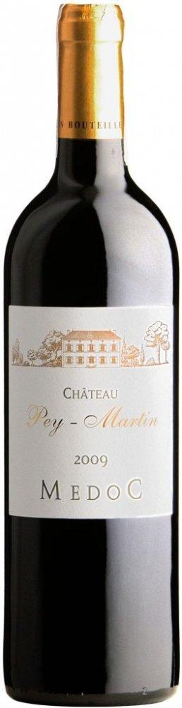 Chateau Pey-Martin Medoc Cuvée 2011 0,75l 13%