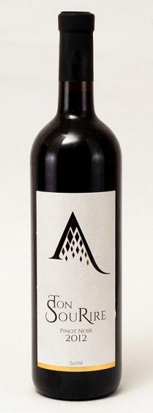 Salabka Pinot Noir Kabinet/Zemské 2012 0,75l 12,5%
