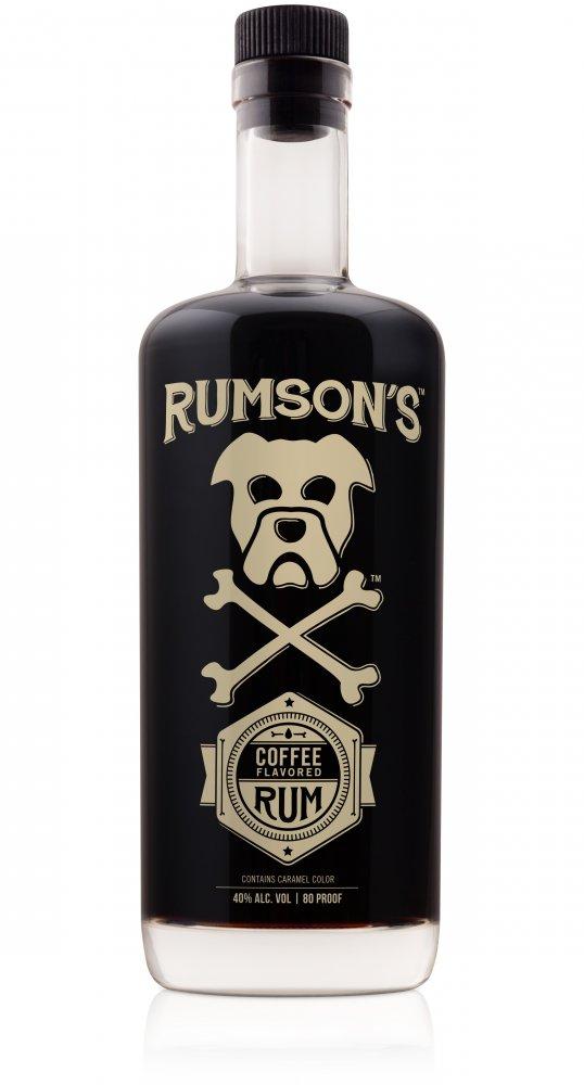 Rumson's Coffee Rum Black 0,75l 40%