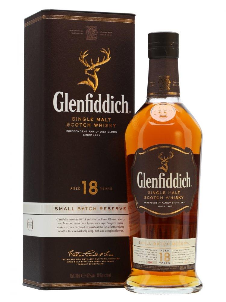 Glenfiddich 18 yo Ancient 0,7 l