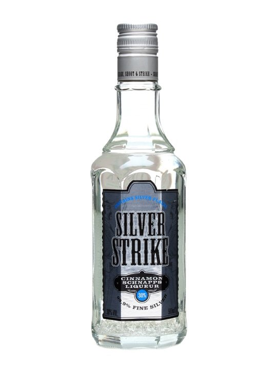 Bols Silver Strike 0,5l 30%