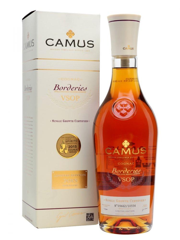 Camus Borderies VSOP 0,7l 40%