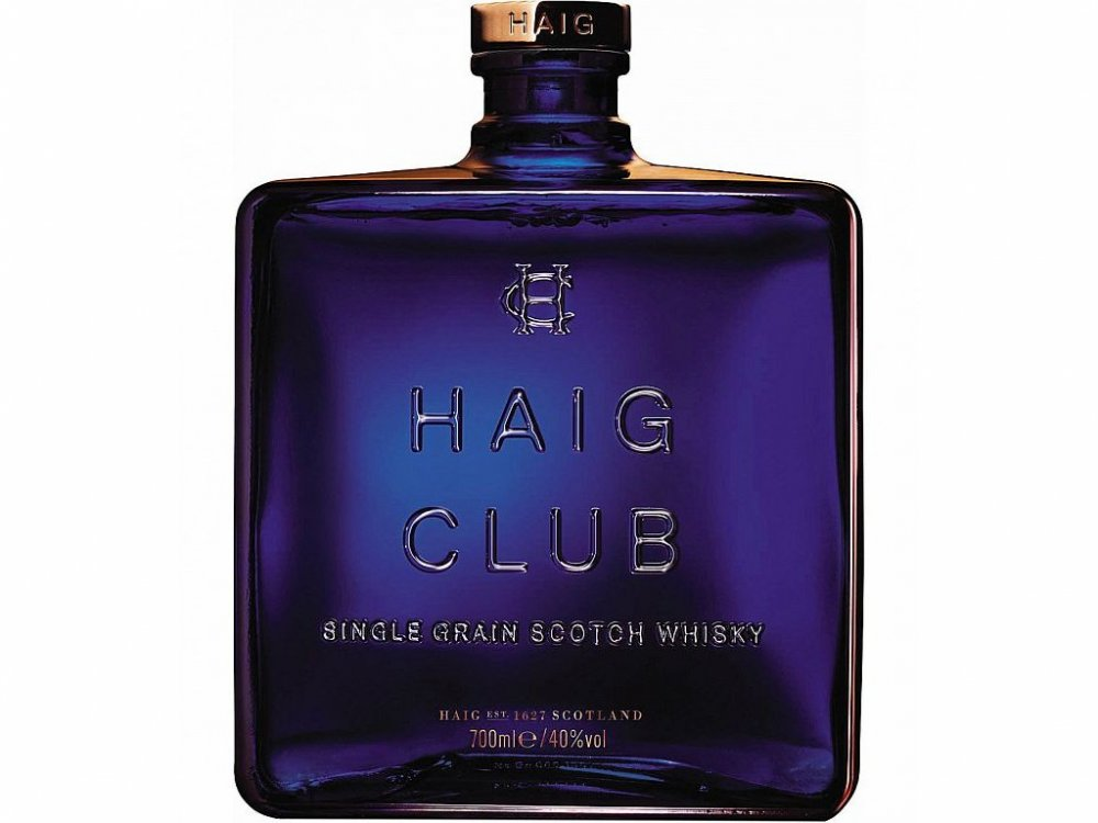 Haig Club Single Grain Scotch Whisky 0,7 l