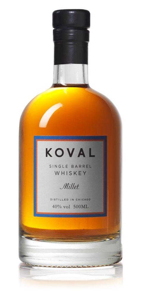 Koval Millet Whiskey 0,5 l