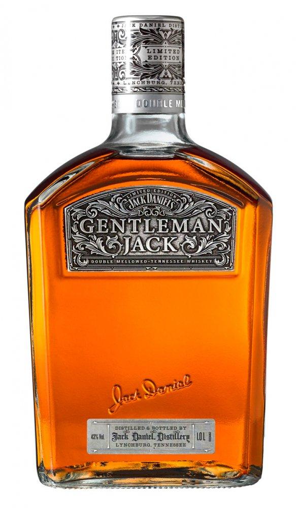 Jack Daniel's Gentleman Jack Patek Philippe 1l 43% LE